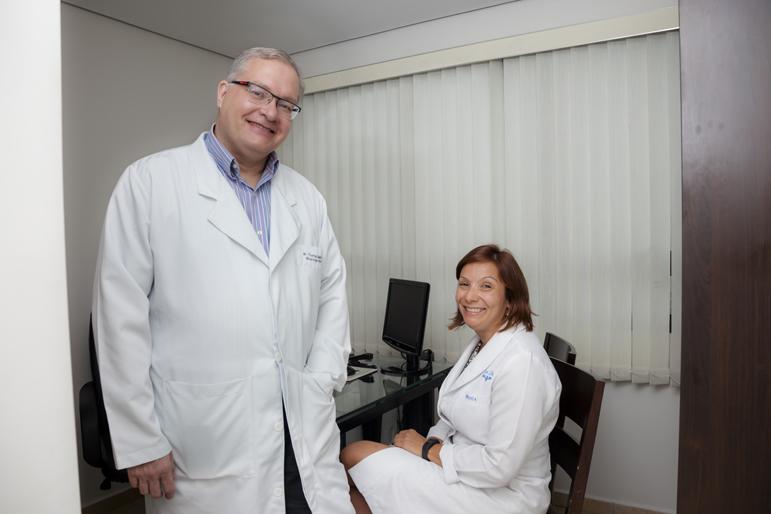 especialistas em reprodução humana e medicina fetal