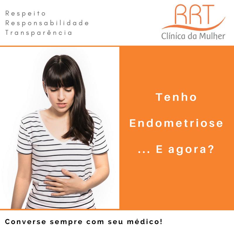 endometrioma colica infertilidade