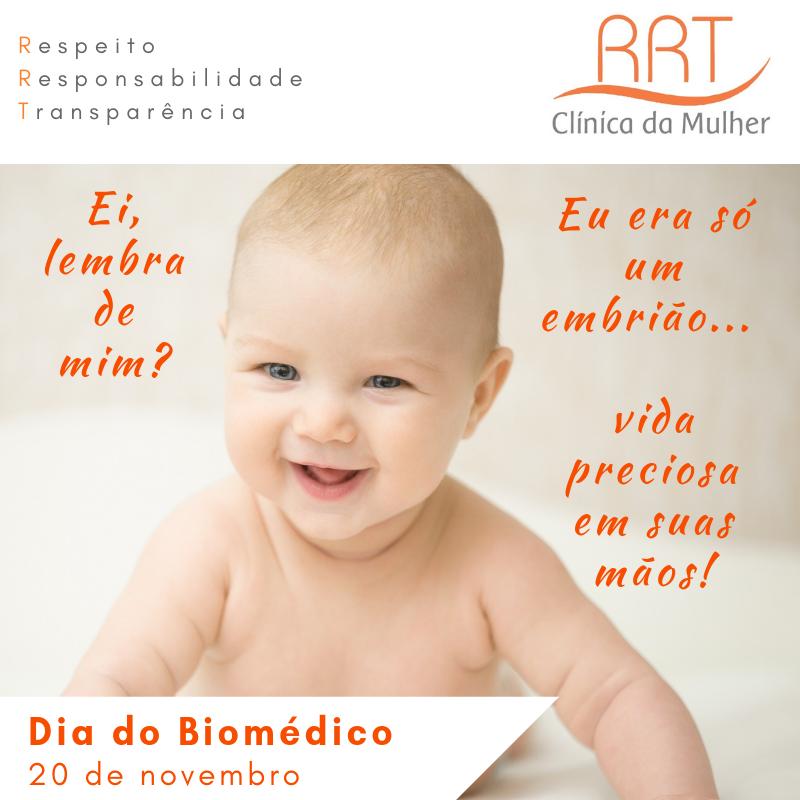 biomedico embriologista