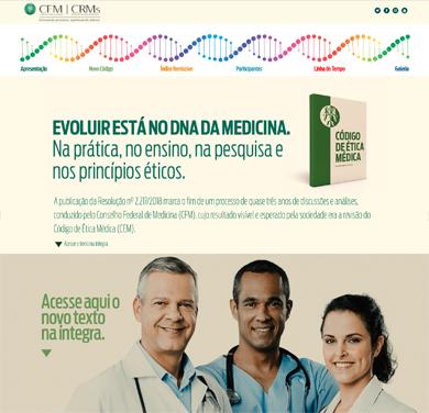 novo código de ética médica fertilização