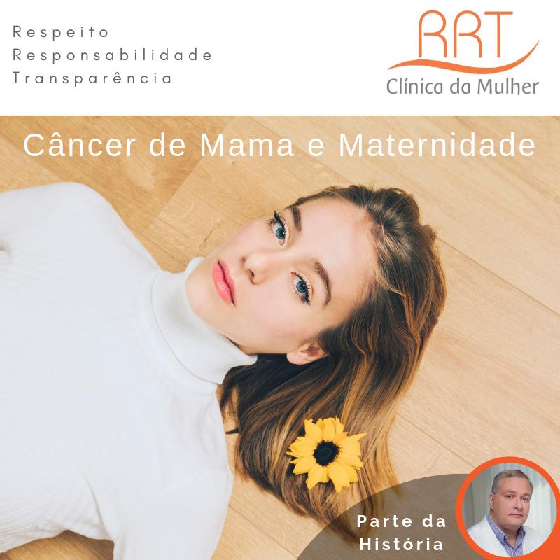 câncer de mama e preservação da fertilidade