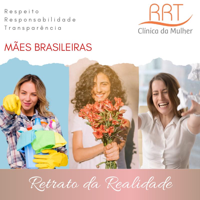 A Realidade das Mães Brasileiras