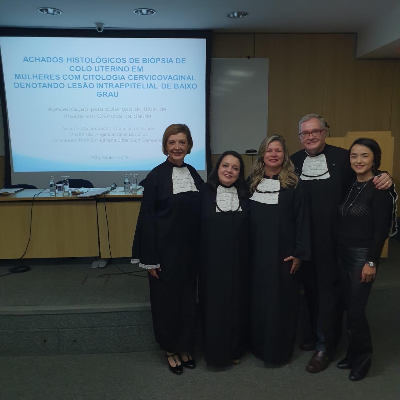 comissão examinadora FCMSCSP