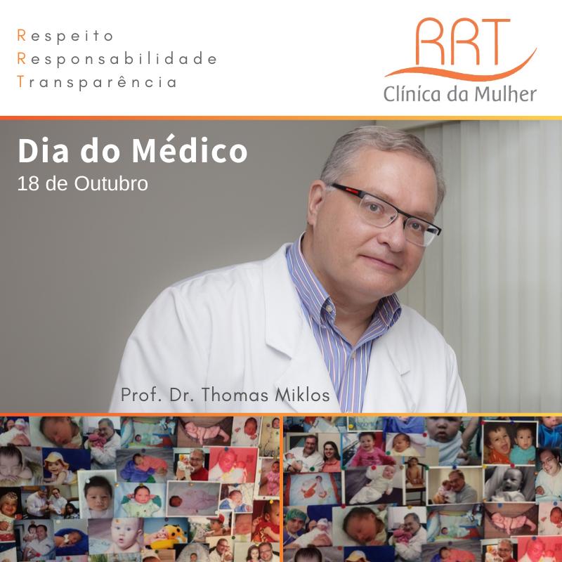 O que é ser médico Thomas Miklos significado