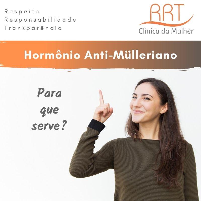 Para que serve o Hormônio Anti-Mülleriano