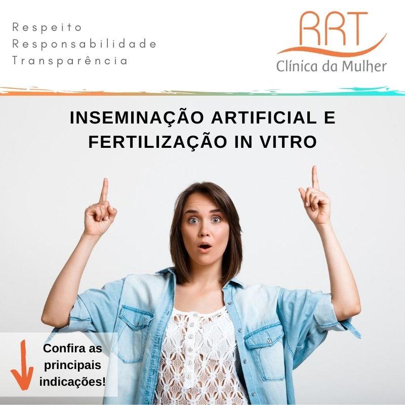 Inseminação Artificial e Fertilização in Vitro