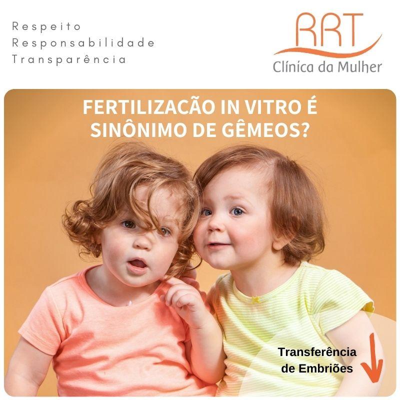Fertilização in Vitro e Gestação Múltipla