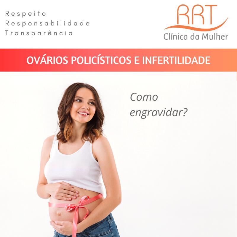 Ovários Policísticos e Infertilidade
