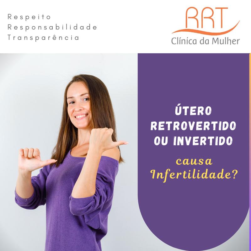 Útero retrovertido ou invertido